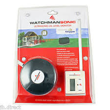 Oil watchman sonic (no theft alarm - buzz when low) GREEN SENSOR