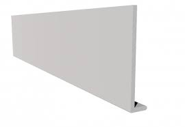 9mm Square Reveal/Cover Cap Over Fascia Board 100mm (5m)