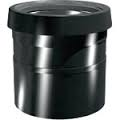 Universal Coupler Solvent to Pushfit Coupling - Black