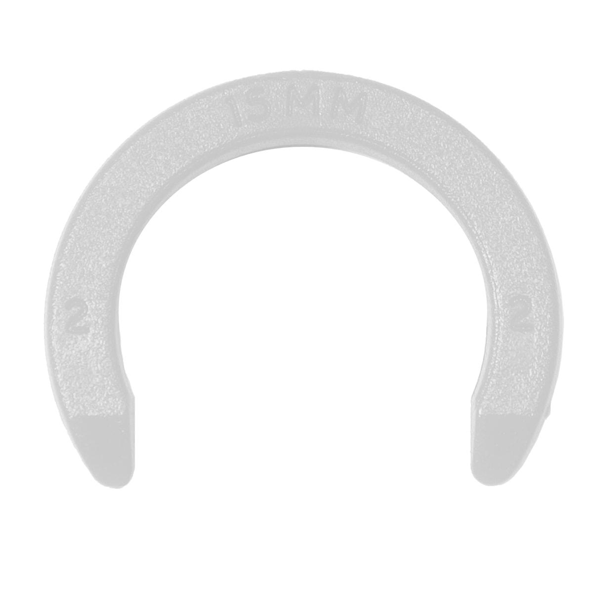 John Guest Speedfit 15mm White Collet Locking Clip
