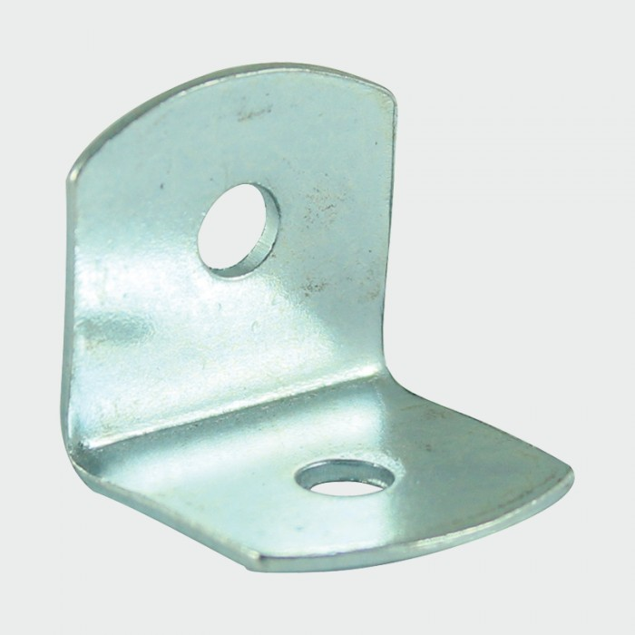 Timco 19x19x19mm Angle Brace (Zinc Plated) - Pack of 10