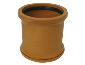 110mm Underground Double Socket Slip/Repair Coupler