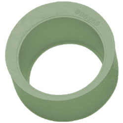 50mm Solvent Weld Waste Reducer to 32mm - Olive Grey