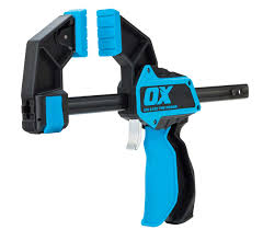 "Ox Pro Heavy Duty Bar Clamp - 12""/300mm"