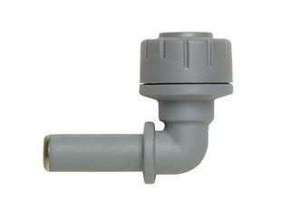 Polyplumb 15mm Spigot Elbow