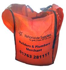 Leighton Buzzard Plastering/Rendering Sand Jumbo Bag (850kg)