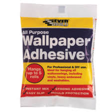 Everbuild All Purpose Wallpaper Paste (12 Pint, 10 Roll)