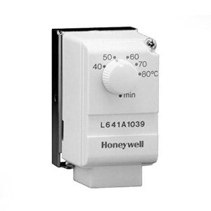 Honeywell L641A Strap-on Cylinder/Pipe Thermostat
