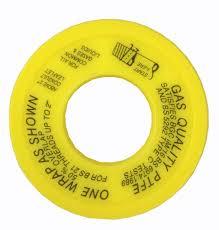 12mm PTFE Gas (EN 753, BS6974)