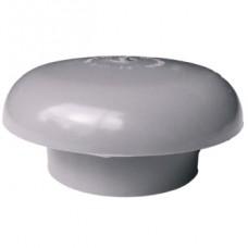 Universal Mushroom Vent Cowl - Grey