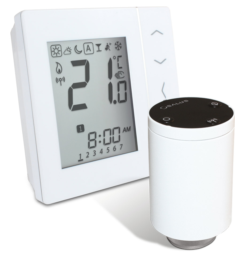 Salus Smart Home TRV Zone Pack