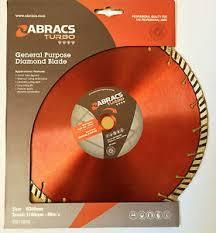 Abracs Turbo Diamond Blade 300mm x 20mm