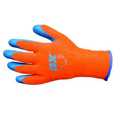 Ox Thermal Grip Gloves - Size 9 (L)