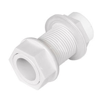 21.5mm Overflow Straight Tank Connector