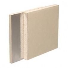 12.5 x 2400 x 1200mm Duplex (Foil) Plasterboard - Tapered