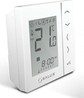 Salus Smart Home VS20 Wireless Room Thermostat - White