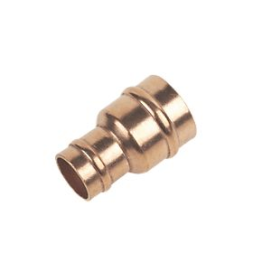 22mm Solder Ring Reducing Coupling to 15mm