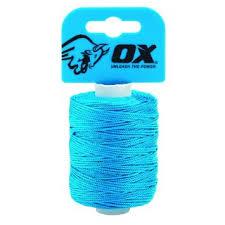 Ox Pro Cyan Brickline - 100m / 328'