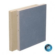 12.5 x 2400 x 1200mm Tapered Edge SoundBloc Plasterboard