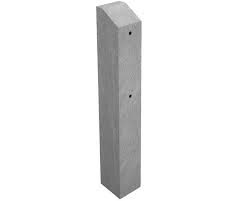 Concrete Fencing Support/Repair Post - 4' (1200mm)