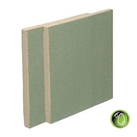 12.5 x 2400 x 1200mm Tapered Edge Moisture Resistant Plasterboard