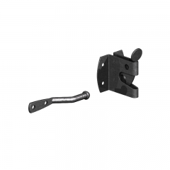 GateMate Medium Auto Gate Catch - Black