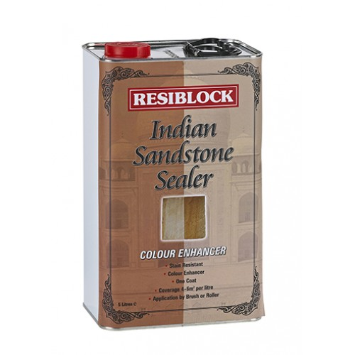 Everbuild Resiblock Indian Sandstone Colour Enhance - 5L
