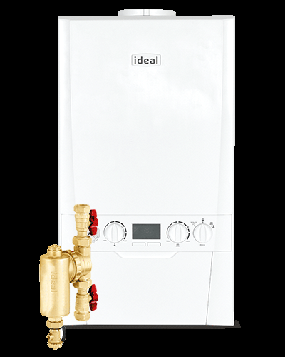 Ideal Logic Max H30 Heat Only Boiler 218867 - 30kW (10 Year Warranty, comes with Ideal Filter)