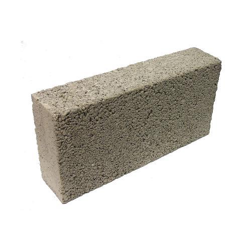 Edenhall Solocrete 100mm Solid Dense Aggregate 7.3N Concrete Block