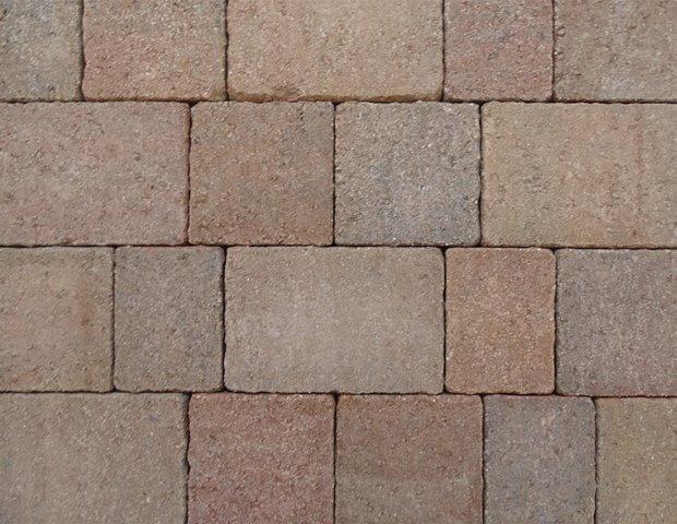 Castacrete Driveway 50mm Aged Paving Block - Autumn Mix (Mixed Pack)