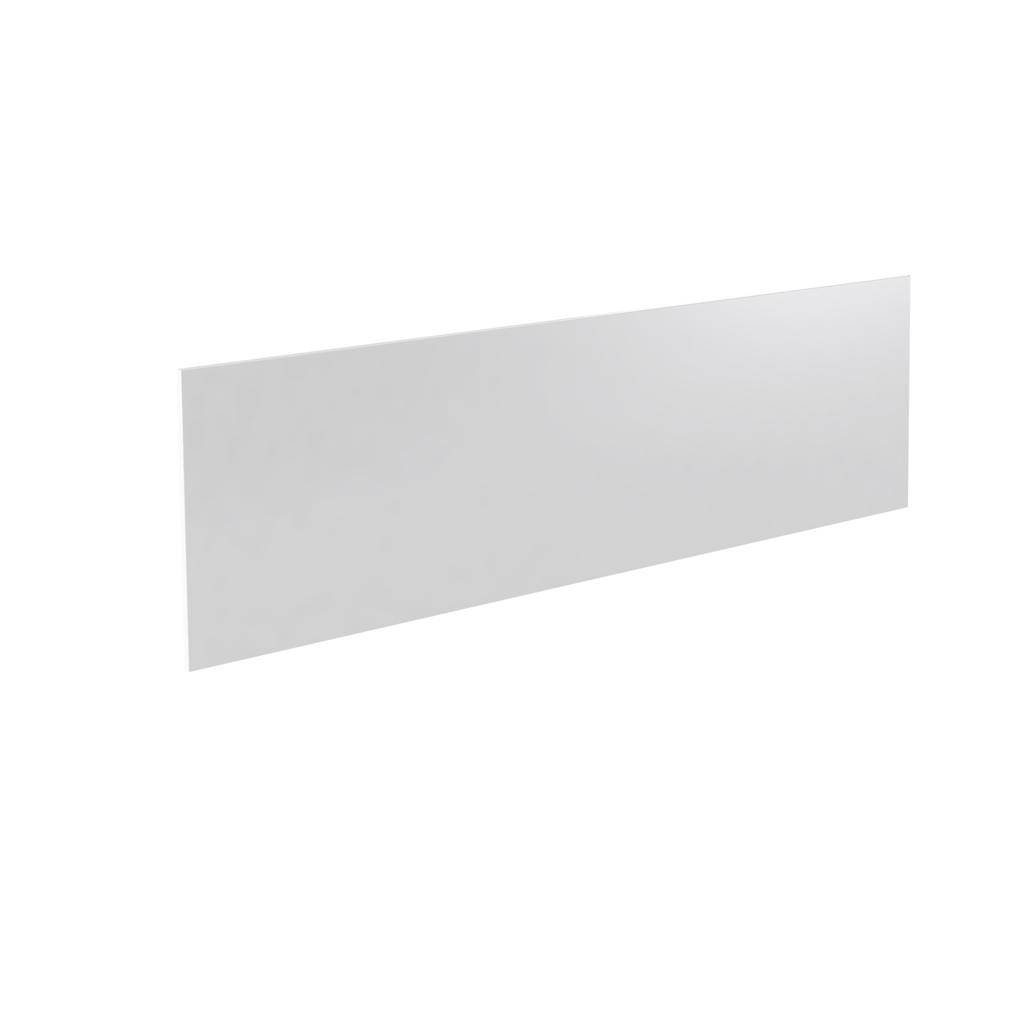 K-Vit Ikon 1700mm Bath Panel - White