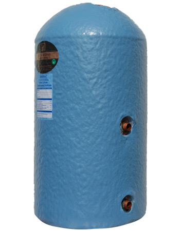 Telford 1200 x 450 Indirect Insulated Part L Copper Cylinder G3 (c/w secondary Tapping)
