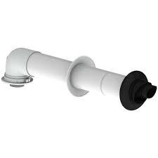 Navien 60/100 Standard Horizontal Cuttable Flue