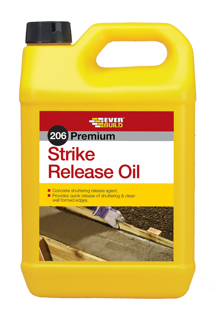 Everbuild 5L 206 Strike Release Oil