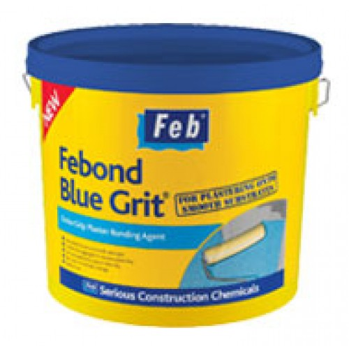 Everbuild FEBOND Blue Grit (Grip Coat) - 5L