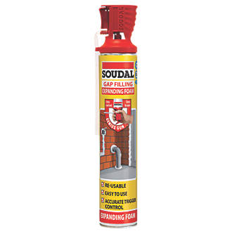 Soudal Trade 750ml Genius Gun Expanding Foam