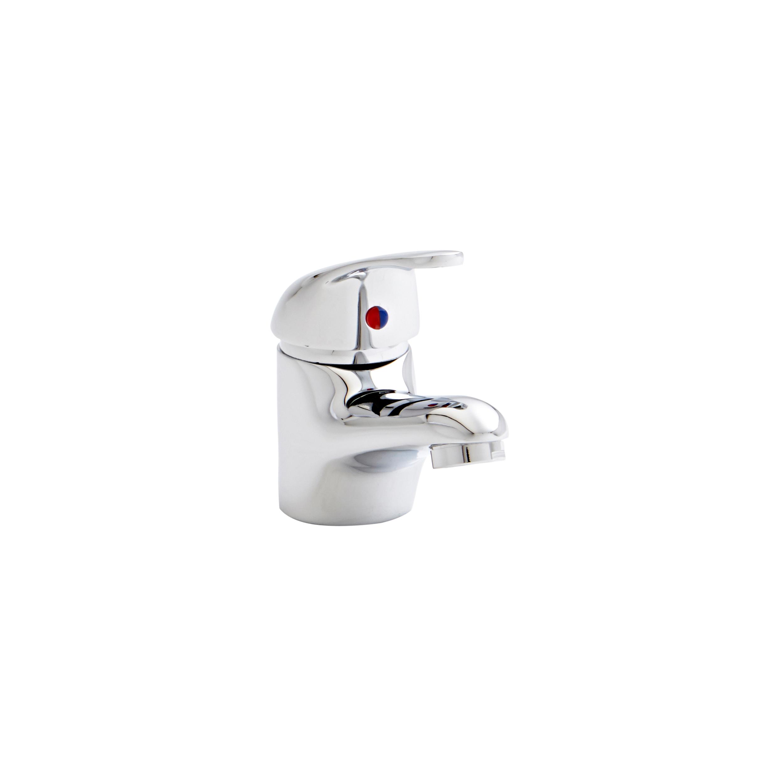 K-Vit G4K Mono Basin Mixer (c/w Click Clack Waste)