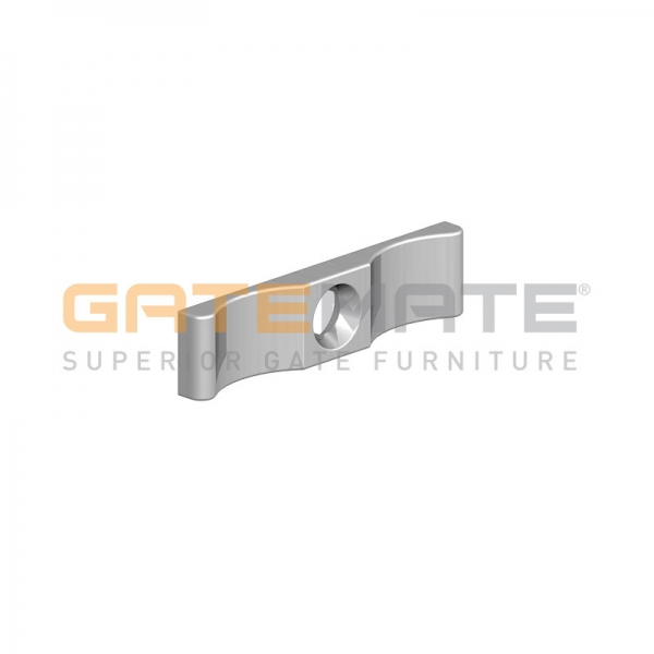 "GateMate 50mm (2"") Turn Button - BZP"