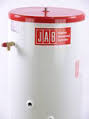 JABDUC Unvented Indirect (Slimline 470mm) Stainless Steel Cylinder - 200L