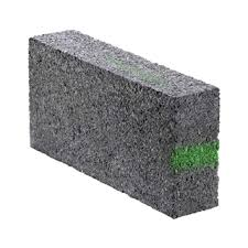 SRG Medium Weight 100x215x440mm 7.3N Dense Concrete Block
