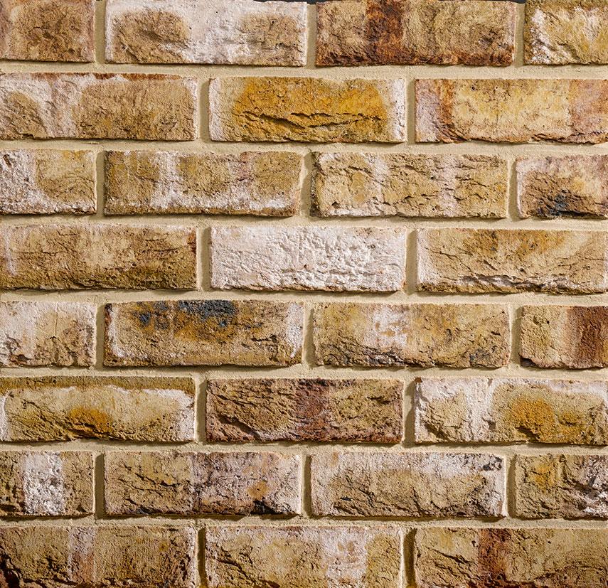 TBS London Weathered Yellow Brick