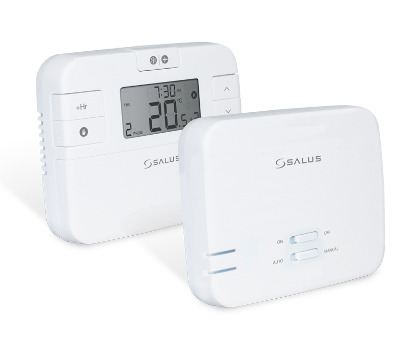 Salus RT510RF 7 day RF (Wireless) Programmable Thermostat (Stat & Receiver)