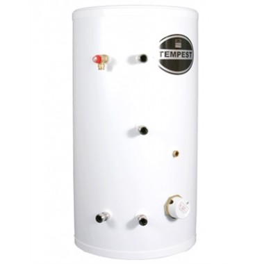 Telford Tempest 200L Indirect Stainless Steel Unvented Cylinder