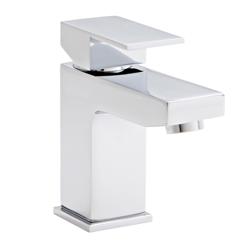 K-Vit Element Mono Basin Mixer (c/w Click Clack Waste)