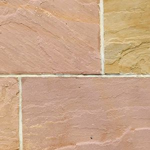 Talasey Classicstone (24mm Calibrated) Natural Indian Sandstone - Heather - Project Pack