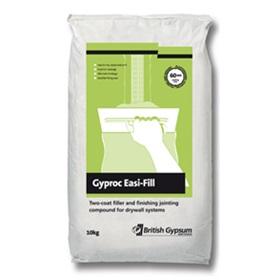 Gyproc Easi-Fill 10kg Bag
