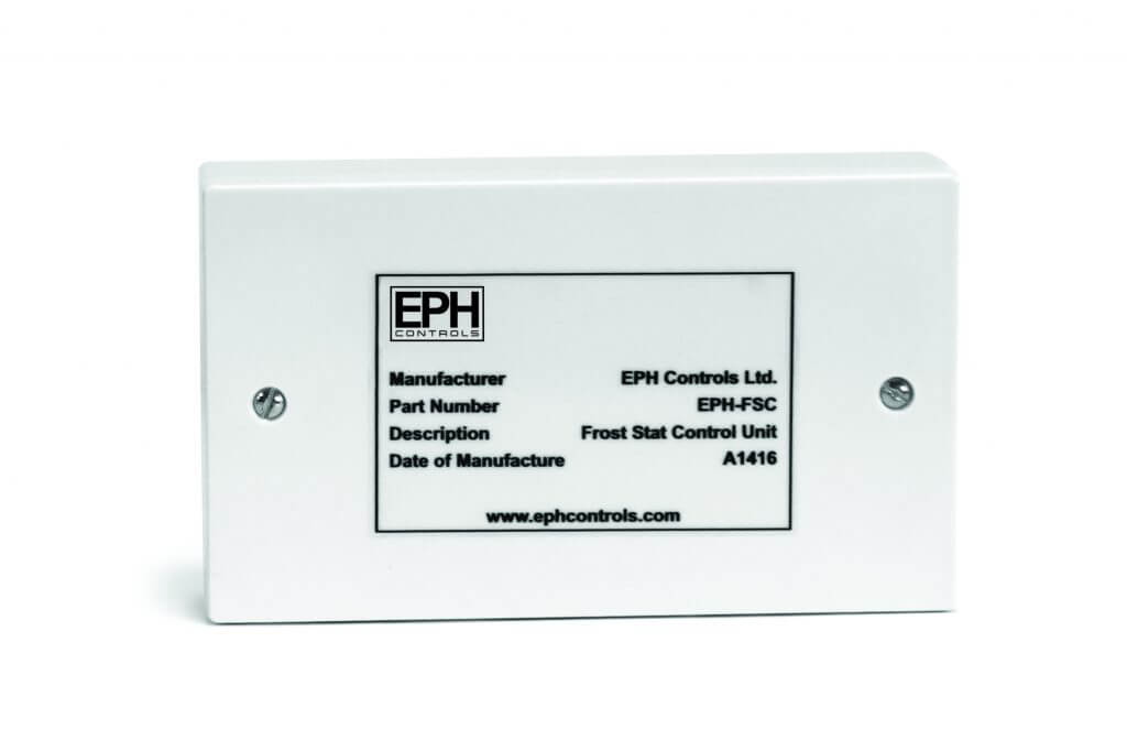 EPH Frost thermostat controller