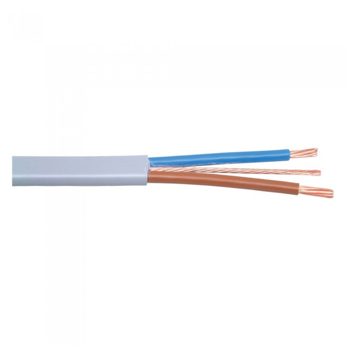 6mm x 50m Flat Twin & Earth Cable (Harmonised)