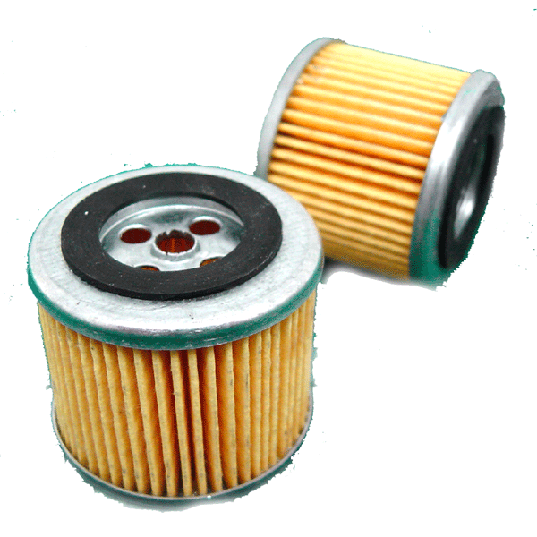 Replacement Oil Filter Paper Element (15mu, pleated)