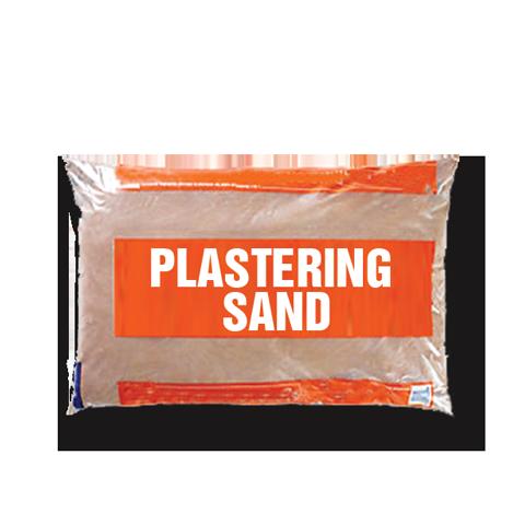 Standard Plastering Sand Mini Bag (25kg)